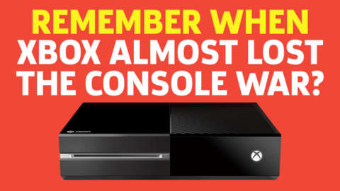 Remember When Xbox One ALMOST Lost the Console War?