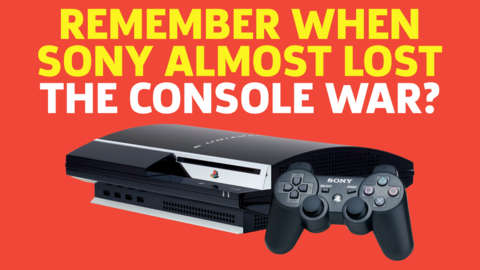 Remember When PS3 Almost Lost the Console War?