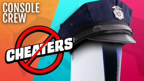 PS5 Cracks Down On Cheaters   Console Crew