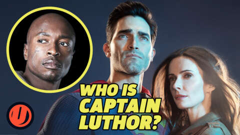 Superman & Lois: Who is Captain Luthor?