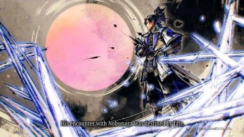Samurai Warriors 5 – Official Character Gameplay Trailer