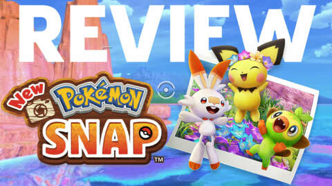 New Pokémon Snap Video Review