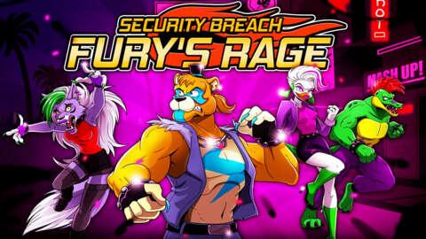 Security Breach Fury's Rage Gameplay