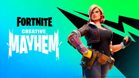 Official Creative Mayhem In Fortnite Trailer