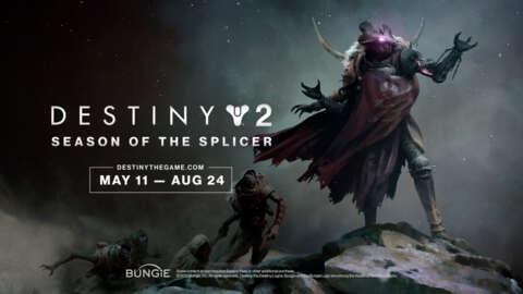 Destiny 2 - Official Season Of The Splicer Trailer