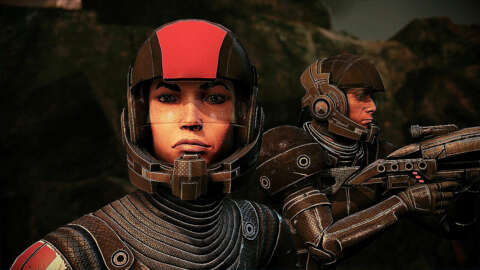Mass Effect Legendary Edition: First 40 Minutes Of Gameplay