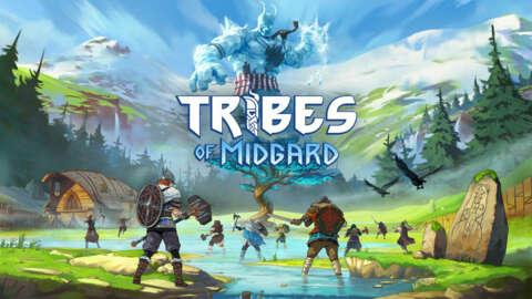 Tribes of Midgard E3 Presentation | Gearbox E3 2021