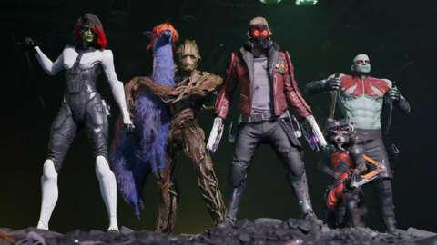 Marvel's Guardians of the Galaxy Full Presentation | Square Enix Presents E3 2021