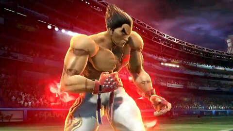 Kazuya Mishima Smash Bros. Ultimate X Tekken Reveal | Nintendo E3 2021