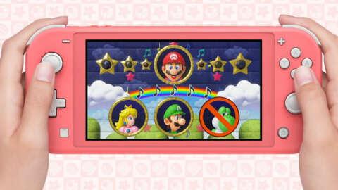 Mario Party Superstars | Nintendo E3 2021
