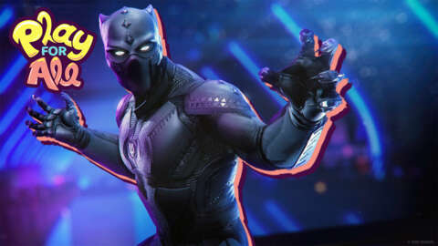 Marvel's Avengers' Black Panther DLC Is Its Biggest Expansion Yet   Play For All 2021
