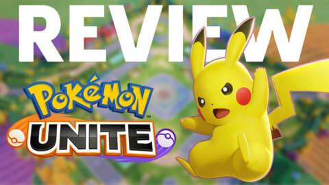 Pokémon Unite Video Review