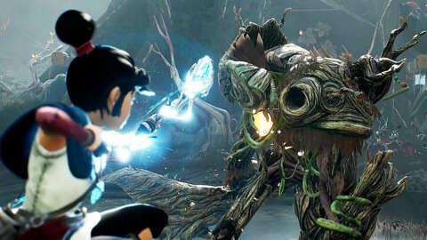 Kena: Bridge of Spirits Hardest Difficulty Gameplay