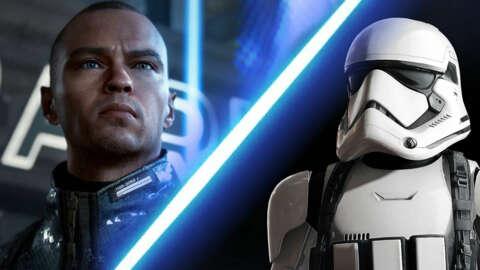 Star Wars Game Rumors Surface | GameSpot News
