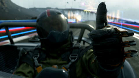 8 Minutes Of Racing In Death Stranding's Director's Cut