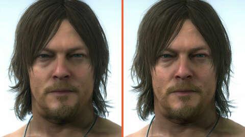 Death Stranding Director's Cut - PS4 Pro vs PS5 Graphics Comparison