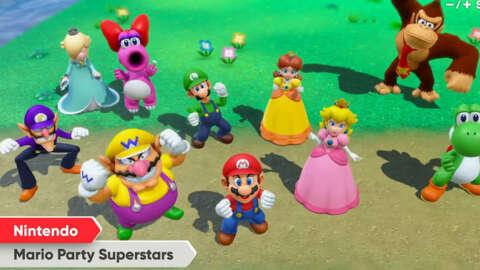 Mario Party Superstars | Nintendo Direct September 2021