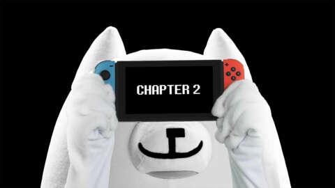 Deltarune: Chapter 1 & 2 Trailer   Nintendo Direct September 2021
