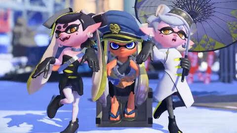 Splatoon 3 Trailer   Nintendo Direct September 2021