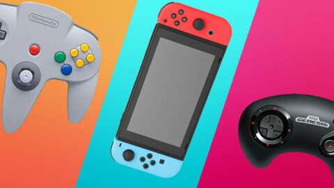 N64 & Sega Genesis Games Coming To Nintendo Switch Online   GameSpot News
