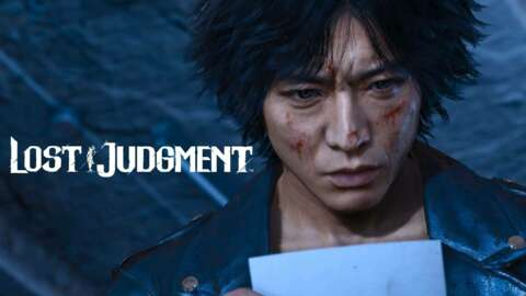 Lost Judgment - Official Launch Trailer