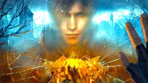 Resident Evil 4 VR Video Review