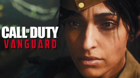 Call Of Duty Vanguard - Official Padmavati Balan Cinematic Intro Trailer