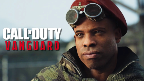 Call of Duty Vanguard - Official Arthur Kingsley Cinematic Intro Trailer