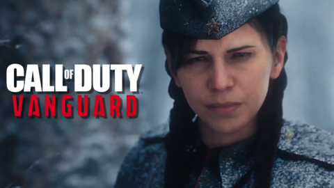 Call of Duty Vanguard - Official Polina Petrova Cinematic Intro Trailer