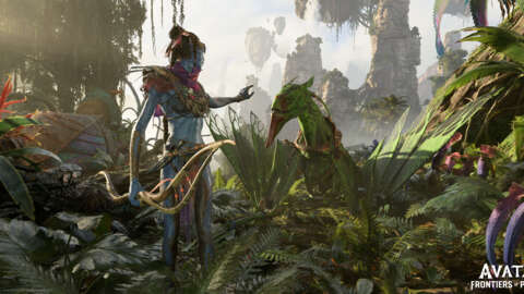 Ubisoft's Avatar Game Gets Full Title, Frontiers Of Pandora, During E3 2021