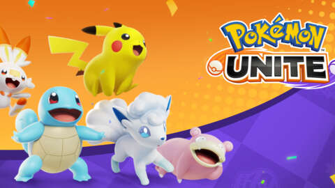 Pokemon Unite Now Available To Preload On Switch
