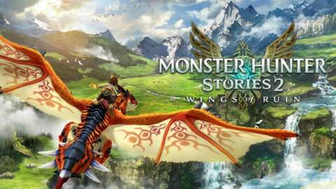 Monster Hunter Stories 2 Second Free Update Out On August 5