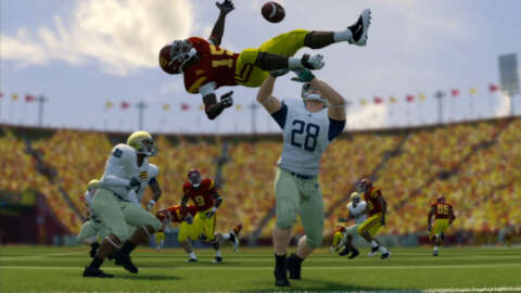 College Athletes Can Now Make Money From Their Likenesses, But Impact Unclear On EA's Games