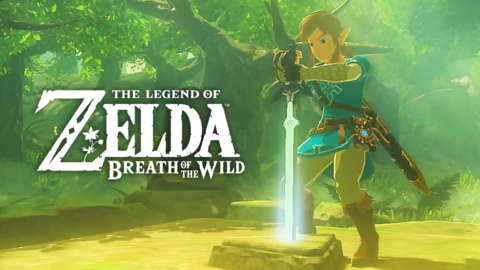 Zelda: Breath Of The Wild - Master Sword Trial With 1 Life