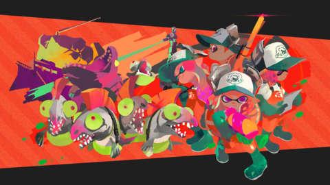 Let's Play - Splatoon 2 Salmon Run