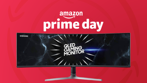 Samsung's Massive Ultrawide Monitor Is Down To Its Lowest Price Ever During Amazon Prime
