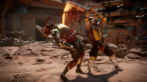 Mortal Kombat 11 DLC Is Finished As NetherRealm Moves On To New Project