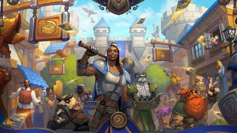 """Hearthstone United In Stormwind Card Reveal: """"Rise To The Occasion"""" Questline Brings Back Dude Paladin"""