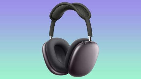 Apple's Premium AirPods Max Headphones Drop To Lowest Price Yet
