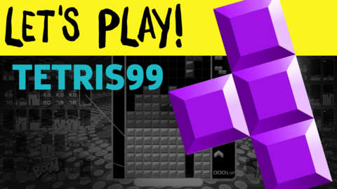 Let's T-Spin To Win In Tetris99