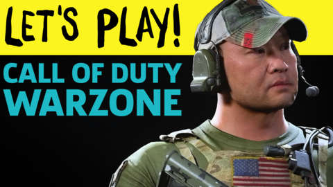Let's Play Call Of Duty: Warzone - New Operator Ronin