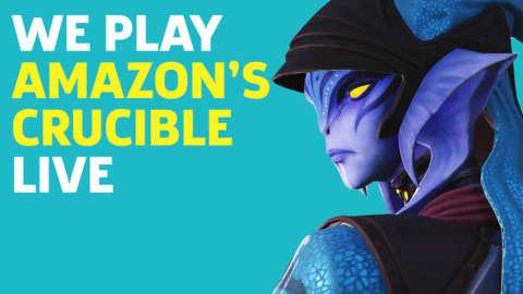 We Play Amazon's Crucible Live
