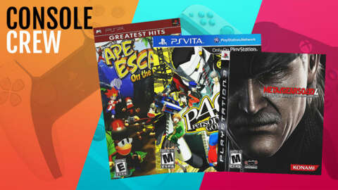 Does Sony Care About Its Back Catalog?   Console Crew