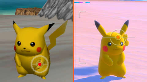 6 Biggest Changes In New Pokémon Snap