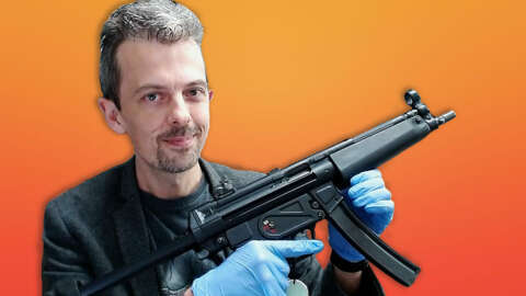 Firearms Expert Reacts To MORE Rainbow Six Siege Guns