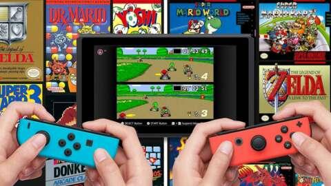 Every Nintendo Switch Online Game: NES, SNES, N64, Genesis