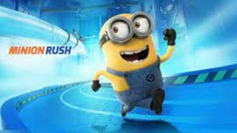 Minion Rush Just Hit 1 Billion Downloads