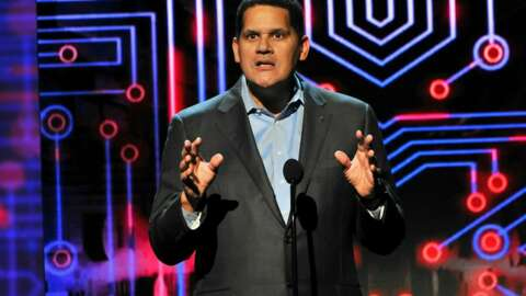 You Can Pay  To Ask Reggie Fils-Aimé A Question