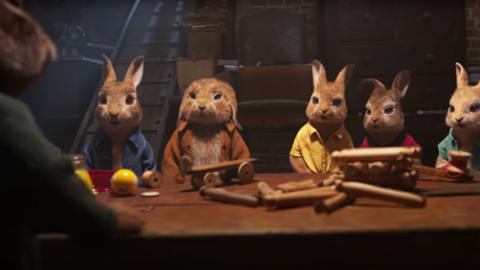 Peter Rabbit 2: The Runaway Gets New, Final Trailer