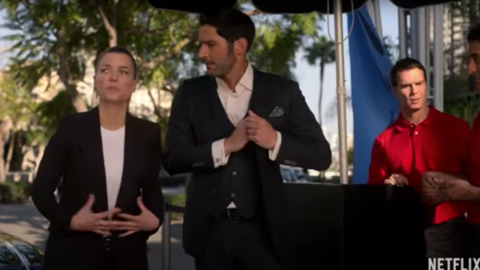 Netflix's Lucifer Season 5 Part 2 Trailer Features God, Angels, And Fancy Suits